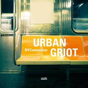 Cover Urban Griot