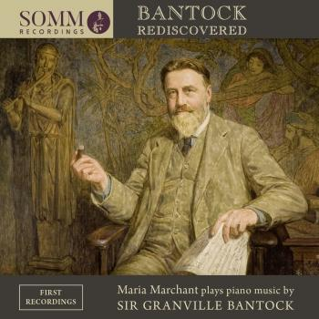 Cover Bantock Rediscovered