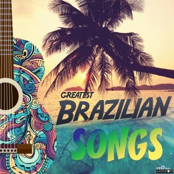 Cover Greatest Brazilian Songs - Acoustic Versions
