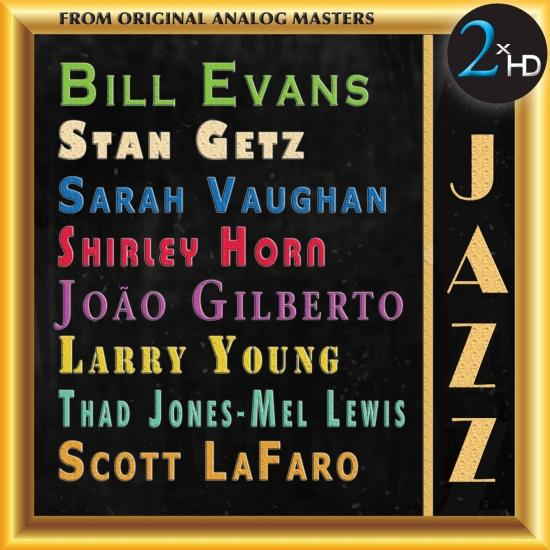 Cover 2xHD Jazz (Remastered)
