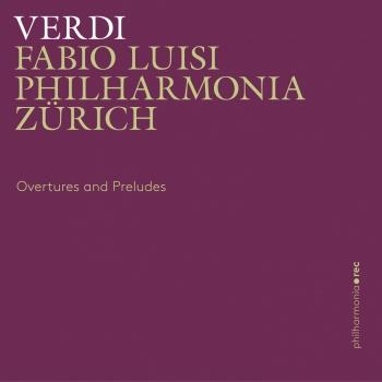 Cover Verdi: Overtures and Preludes