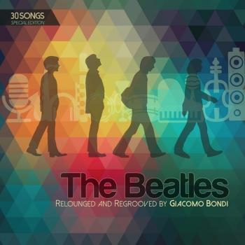 Cover The Beatles Relounged and Regrooved by Giacomo Bondi