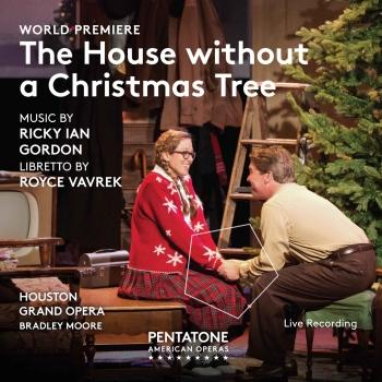 Cover Ricky Ian Gordon: The House Without a Christmas Tree
