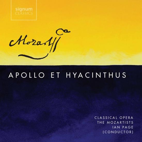 Cover Apollo Et Hyacinthus