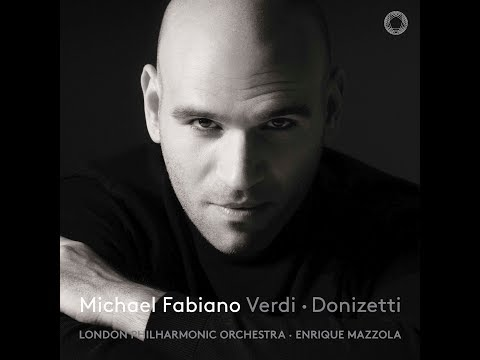 Video Michael Fabiano's NEW record release 'Verdi - Donizetti'