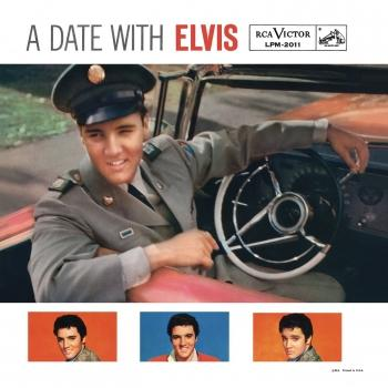 Cover A Date With Elvis (Mono Remastered)