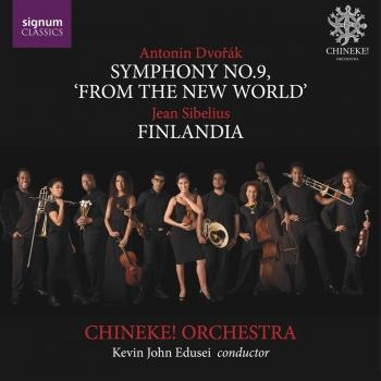 Cover Dvořák: Symphony No. 9, From the New world - Sibelius: Finlandia