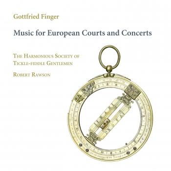 Cover Finger: Music for European Courts and Concerts