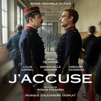 Cover J'accuse (Bande originale du film)
