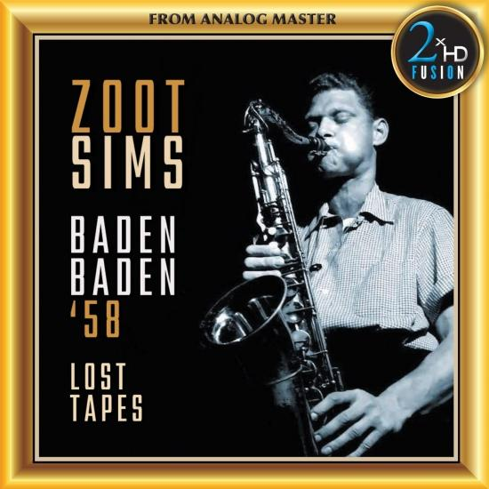 Cover Baden Baden '58 Lost Tapes (Remastered)