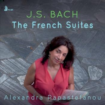 Cover J.S. Bach: Piano Works