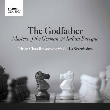 Cover The Godfather: Masters of the German & Italian Baroque