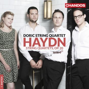 Cover Haydn: String Quartets, Op. 20