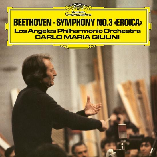 Cover Beethoven: Symphony No. 3 in E Flat, Op. 55 (Remastered)