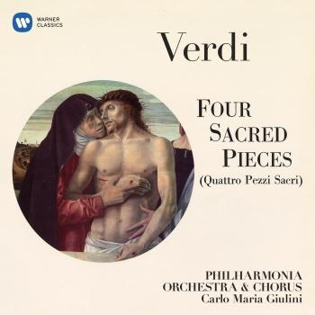 Cover Verdi: Four Sacred Pieces (Quattro Pezzi Sacri) (Remastered)
