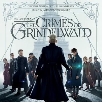 Cover Fantastic Beasts: The Crimes Of Grindelwald (Original Motion Picture Soundtrack)