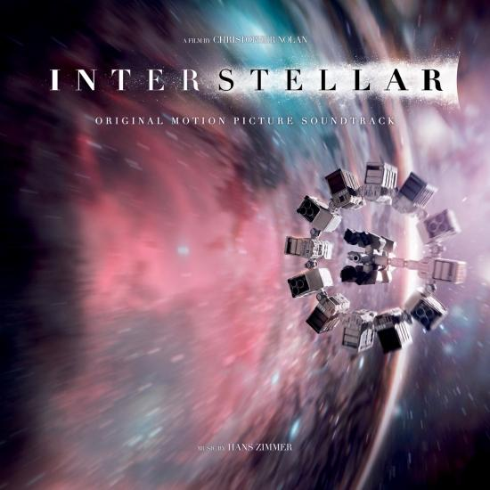 Cover Interstellar (Original Motion Picture Soundtrack) (Deluxe Version)