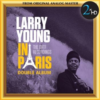 Cover Larry Young In Paris (Remaster)