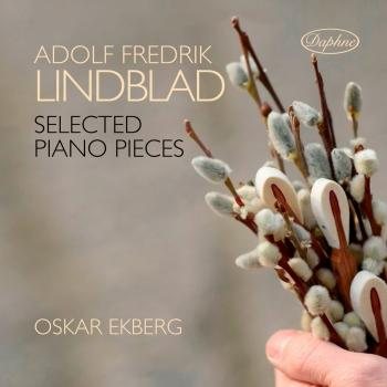 Cover Lindblad: Selected Piano Pieces