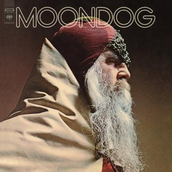 Cover Moondog (Remastered)