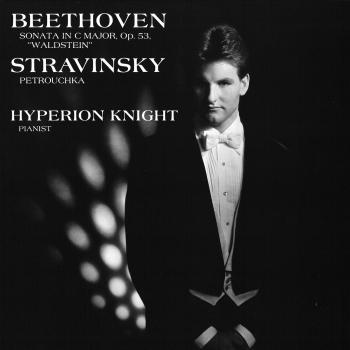 Cover Beethoven Sonata in C major, Op. 53 - Stravinsky Petrushka