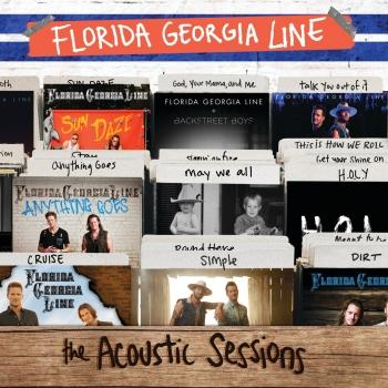 Cover The Acoustic Sessions