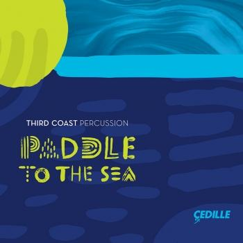 Cover Paddle to the Sea