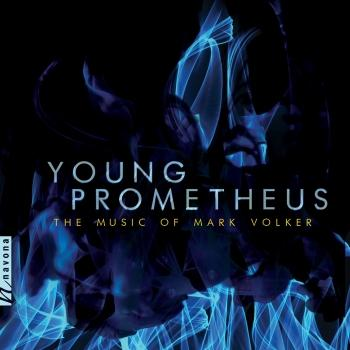 Cover Mark Volker: Young Prometheus