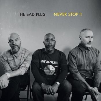 Cover Never Stop II
