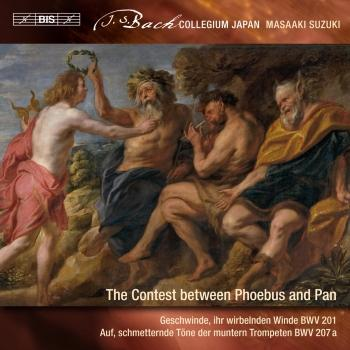 J.S. Bach: Secular Cantatas, Vol. 9 – The Contest Between Phoebus and Pan