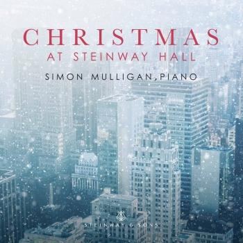 Cover Christmas at Steinway Hall