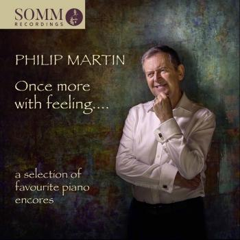 Cover Once More with Feeling: A Selection of Favourite Piano Encores