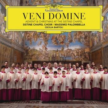 Cover Veni Domine: Advent & Christmas At The Sistine Chapel