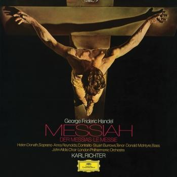 Cover Handel: Messiah, HWV 56 (Remastered)