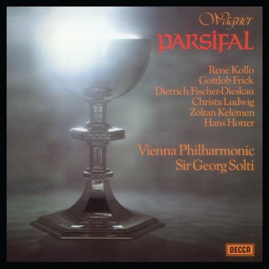 Cover Wagner: Parsifal (Remastered 2017)