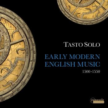Cover Early Modern English Music: 1500 -1550