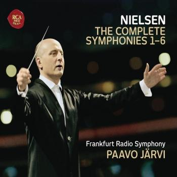 Cover Nielsen: The Complete Symphonies 1-6