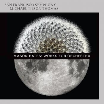 Cover Bates: Works for Orchestra