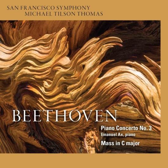 Cover Beethoven: Piano Concerto No. 3 - Mass in C Major