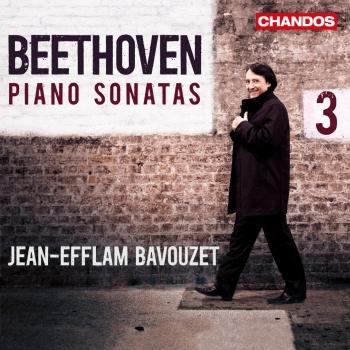 Cover Beethoven: Piano Sonatas, Vol. 3