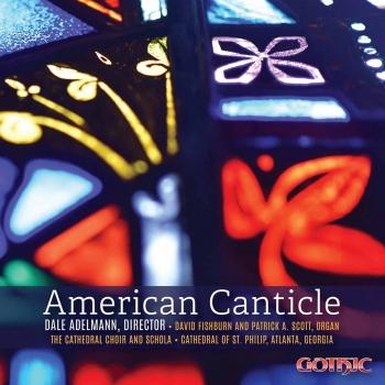 Cover American Canticle