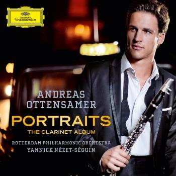 Cover Portraits - The Clarinet Album