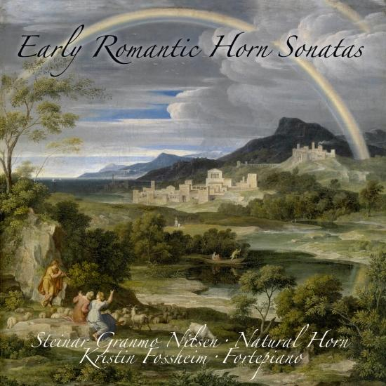 Cover Early Romantic Horn Sonatas