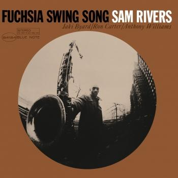 Cover Fuchsia Swing Song (Remaster)