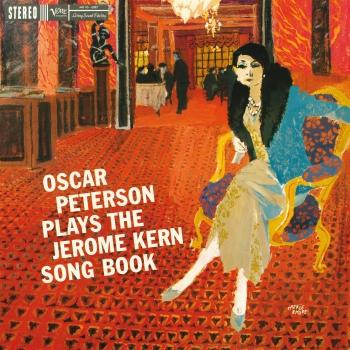 Cover Oscar Peterson Plays The Jerome Kern Song Book