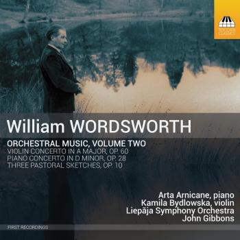 Cover Wordsworth: Orchestral Music, Vol. 2
