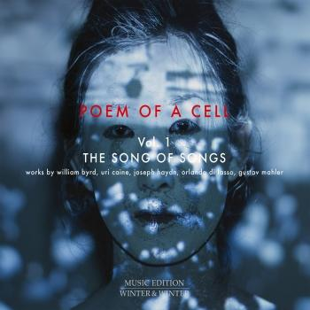 Cover Poem of a Cell Vol. 1 : Song of Songs