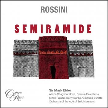 Cover Rossini: Semiramide